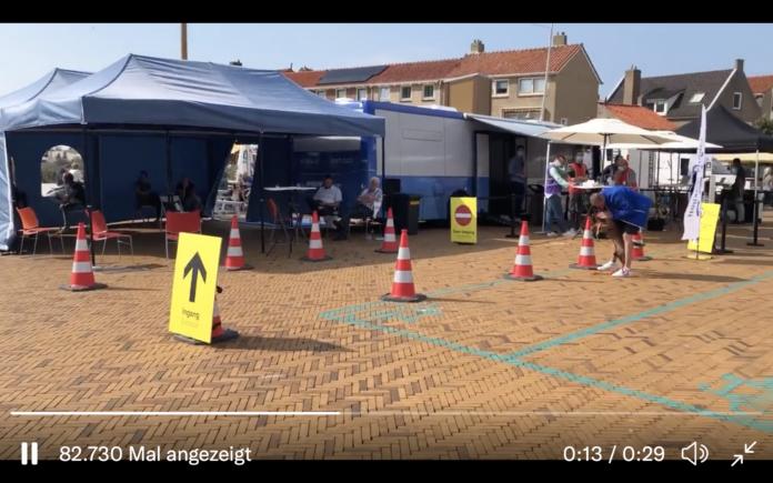 Wie die Holländer die Schul-Impfbusse gestoppt haben